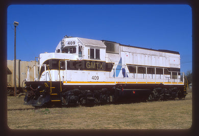 GATX Locomotive Group (GMTX) #409 GP15-1