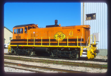 Galveston Railroad (GVSR) #1006 SW1001