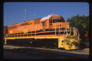 Kyle Railroad (KYLE) #3207 SD40-2M
