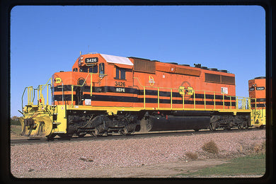 Rapid City, Pierre & Eastern (RCPE) #3426 SD40-2