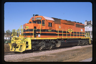Rapid City, Pierre & Eastern (RCPE) #3465 SD40-2