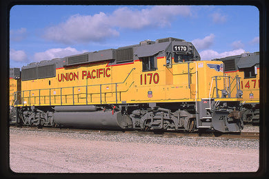 Union Pacific (UP) GP60 #1170