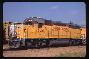 Union Pacific (UP) #1524 GP40N