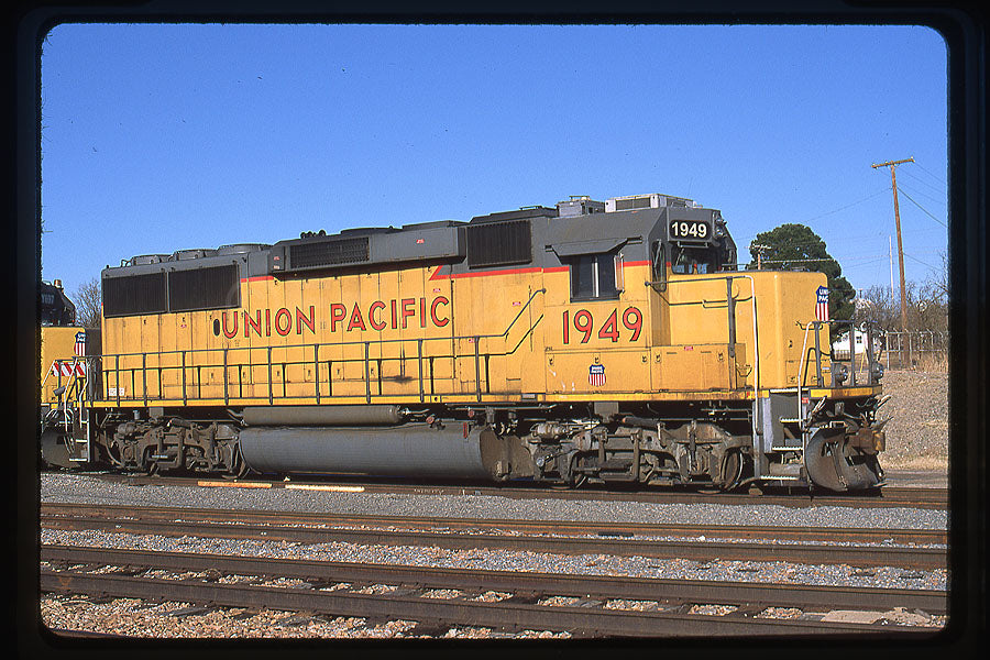 Union Pacific (UP) #1949 GP60