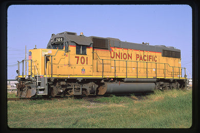 Union Pacific (UP) #701 GP38-2