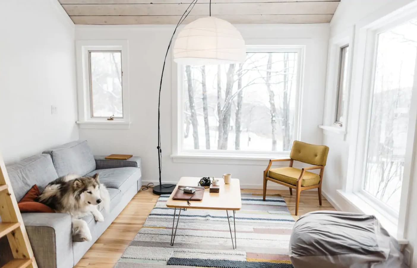 Vermont Modern Forest Home Airbnb