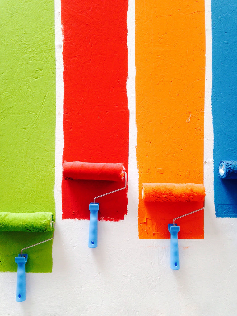 how to paint your apartment walls and get away with it