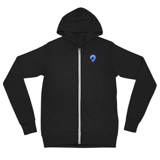 Sparetoolz Wrench and Hammer Zip-Up Hoodie