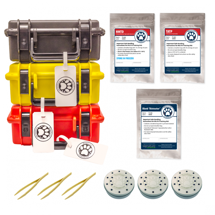 Photo of Peroxide Explosives Training Kit with Accessories