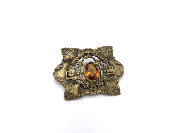 Vintage Art Nouveau Brooch Brooches, Pins Kirsten's Corner Jewelry