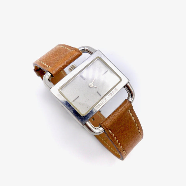 Vintage Etrier Watch by Hermes, Paris Watch Kirsten's Corner Jewelry