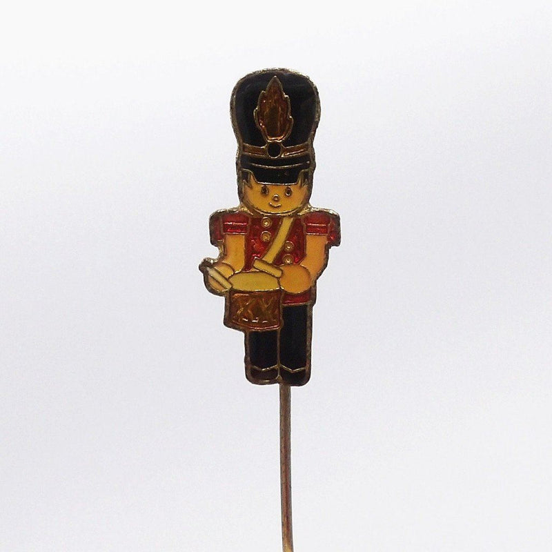 Vintage Toy Soldier Stick PIn Brooches, Pins Kirsten's Corner Jewelry
