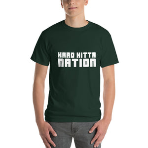 Open image in slideshow, HARD HITTA NATION BLOCK Ultra Cotton T-Shirt