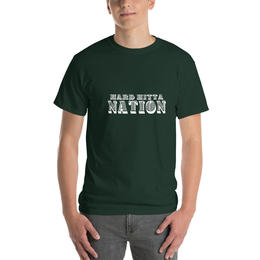 HARD HITTA NATION MONEY FONT Ultra Cotton T-Shirt