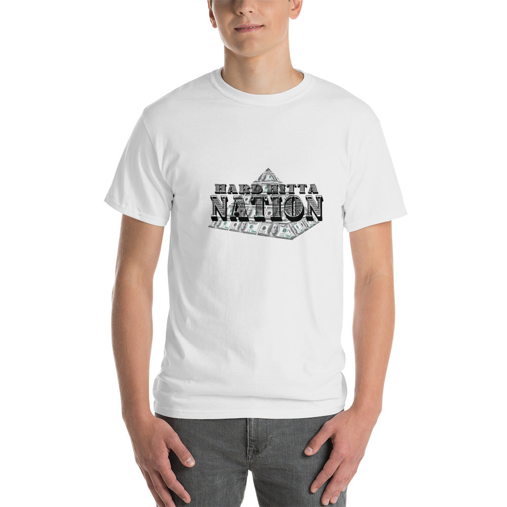 Gildan HARD HITTA NATION MONEY PYRAMID T-Shirt