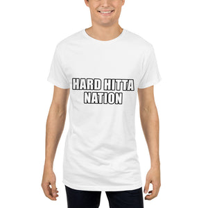 HARD HITTA NATION CLASSIC Long Body Urban Tee