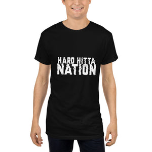 Open image in slideshow, HARD HITTA NATION DIGITAL Long Body Urban Tee