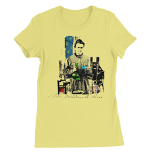 """Madame Radium"" Women's Tee (Favourite Fit)"