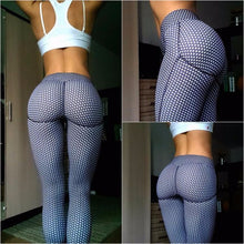 """Smokey"" Fitted Yoga Leggings"