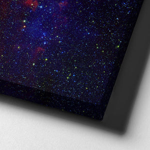 You Are My Universe - Framed Canvas Painting Wall Art Office Decor, large modern pop artwork for home or office, Entrepreneur Inspirational and motivational Quotes on Canvas great for man cave or home. Perfect for Artwork Addicts. Made in USA, FREE Shipping.