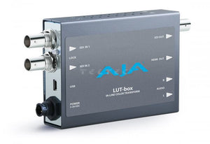 AJA LUT-Box In-Line-Farbumwandlung - Kampro-Shop