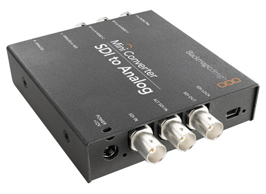Blackmagic Design Mini Converter SDI / Analog 4K - Kampro GmbH