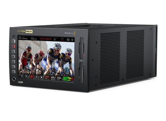 Blackmagic Design HyperDeck Extreme 8K HDR Recorder/ Player - Kampro GmbH