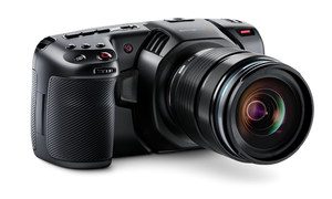 Blackmagic Design Pocket Cinema Camera 4K - Kampro-Shop