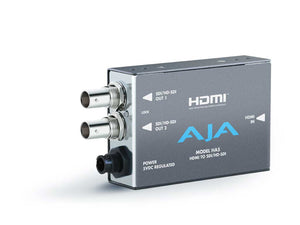 AJA HA5  HDMI to SDI/HD-SDI - Kampro-Shop