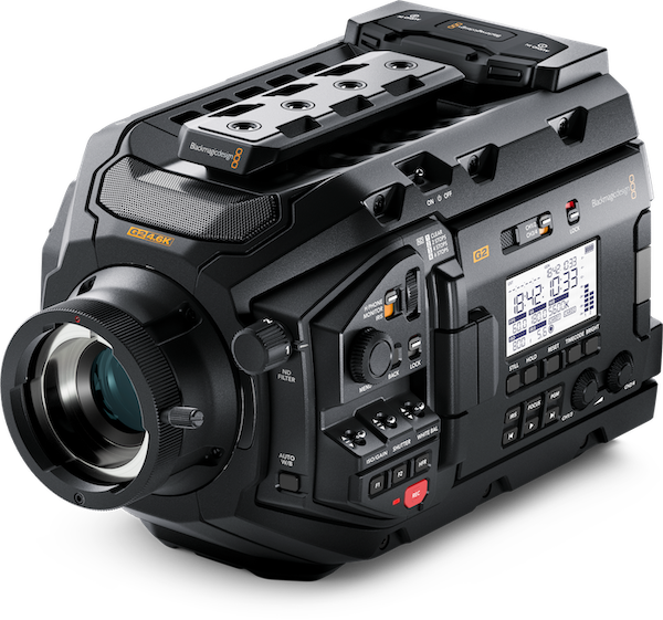 Blackmagic Design URSA Mini Pro Camera 4.6K - Kampro-Shop