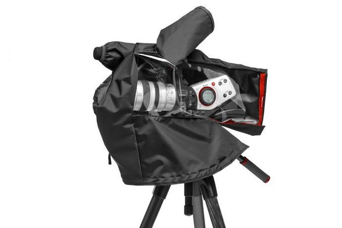 Manfrotto Pro Light Video-Regenschutz RC-12 für AJ-PX270 - Kampro-Shop
