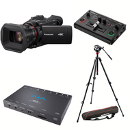 Livestreaming Camcorder Paket