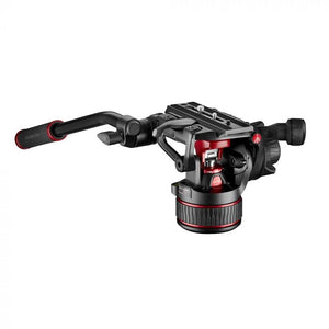 Manfrotto Nitrotech 608 Fluid-Videokopf - Kampro-Shop