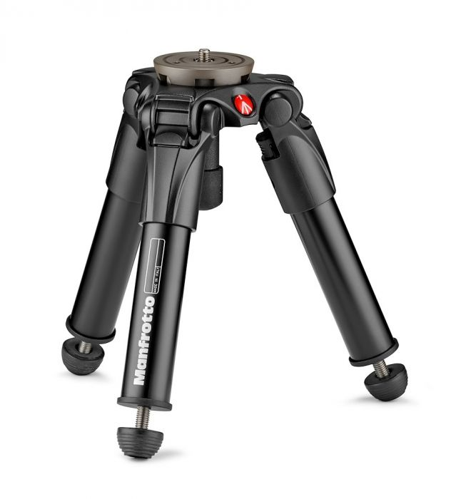 Manfrotto Virtual Reality Aluminium Stativ mit Halbschale - Kampro-Shop