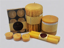 Load image into Gallery viewer, Beeswax Candles