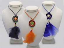 Load image into Gallery viewer, Dream-catcher Necklaces