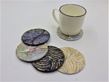 Load image into Gallery viewer, Abalone Coasters