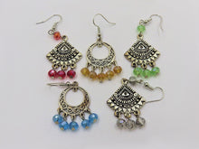 Load image into Gallery viewer, Colorful Bead Earrings