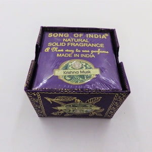 Song of India - Natural Solid Fragrance