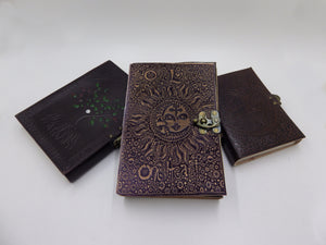 Assorted Celtic Leather Journals