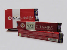 Load image into Gallery viewer, Golden Nag Champa