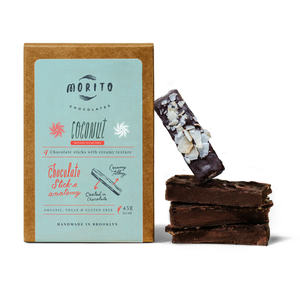 Morito Chocolates COCONUT - Holiday Hostess