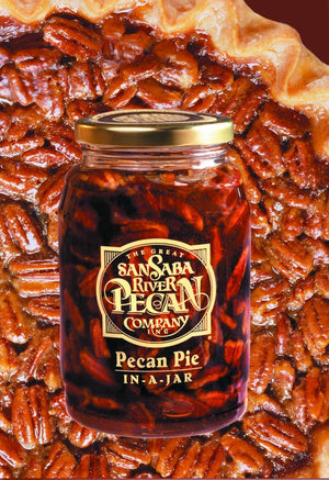 PECAN PIE IN A JAR - Holiday Hostess