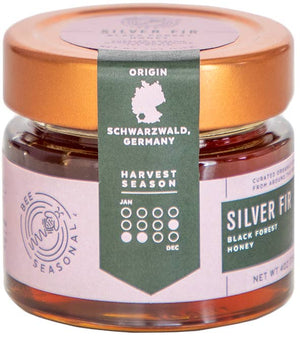 Silver Fir - Organic German Black Forest Honeydew Honey - Holiday Hostess