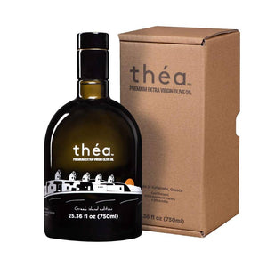 Théa Premium Extra Virgin Olive Oil - Holiday Hostess