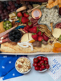 Independence large grazing box - Holiday Hostess