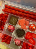 Valentines Candy & Chocolate Box - Med - Holiday Hostess