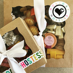 Petite Lux Snack Box - Holiday Hostess