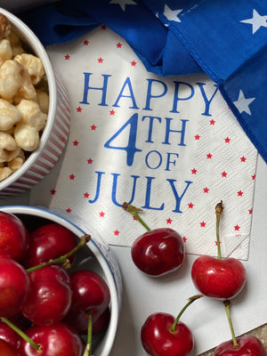 July 4th God Bless America Grazing Party Box - Holiday Hostess