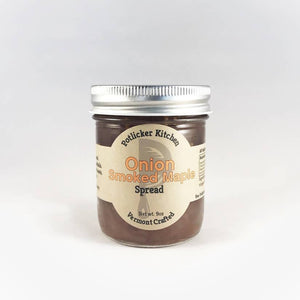 Potlicker Onion Smoked Maple Spread - Holiday Hostess